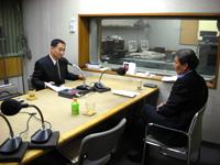 RFラジオ日本「こんにちは!鶴蒔靖夫です」
